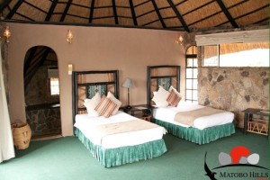 Matobo Hills Lodge accommodation